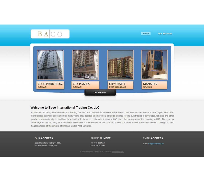 Make Your Website In Dubai Static Websites Development